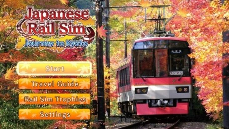 Japanese Rail Sim: Journey to Kyoto reaching North America this spring