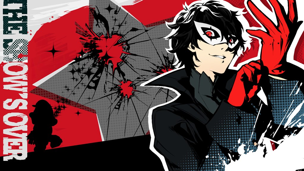 Super Smash Bros. Ultimate Joker and version 3.0.0 official announcement