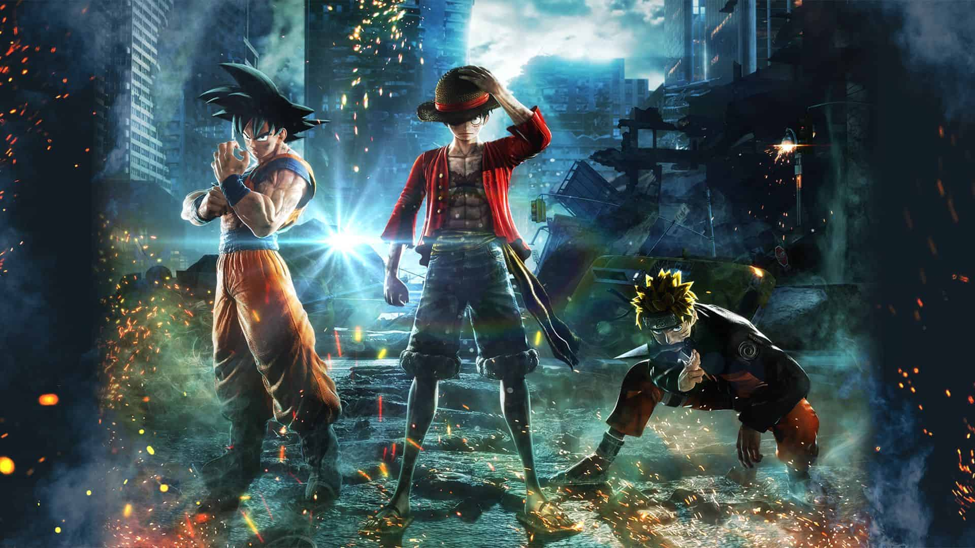 Jump Force Deluxe Edition announced for Switch - Nintendo Everything