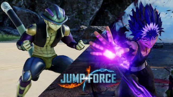 Jump Force - Meruem and Hiei