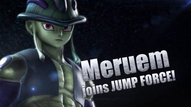 Jump Force - Meruem
