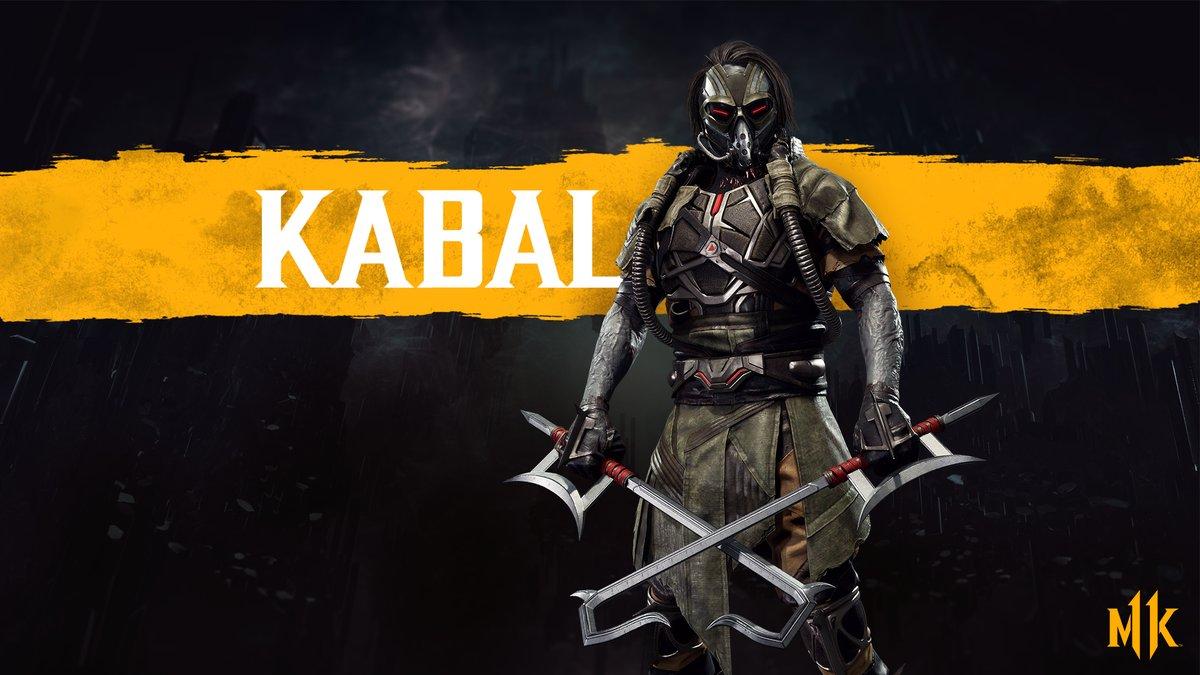 Kabal revealed for Mortal Kombat 11 - Nintendo Everything