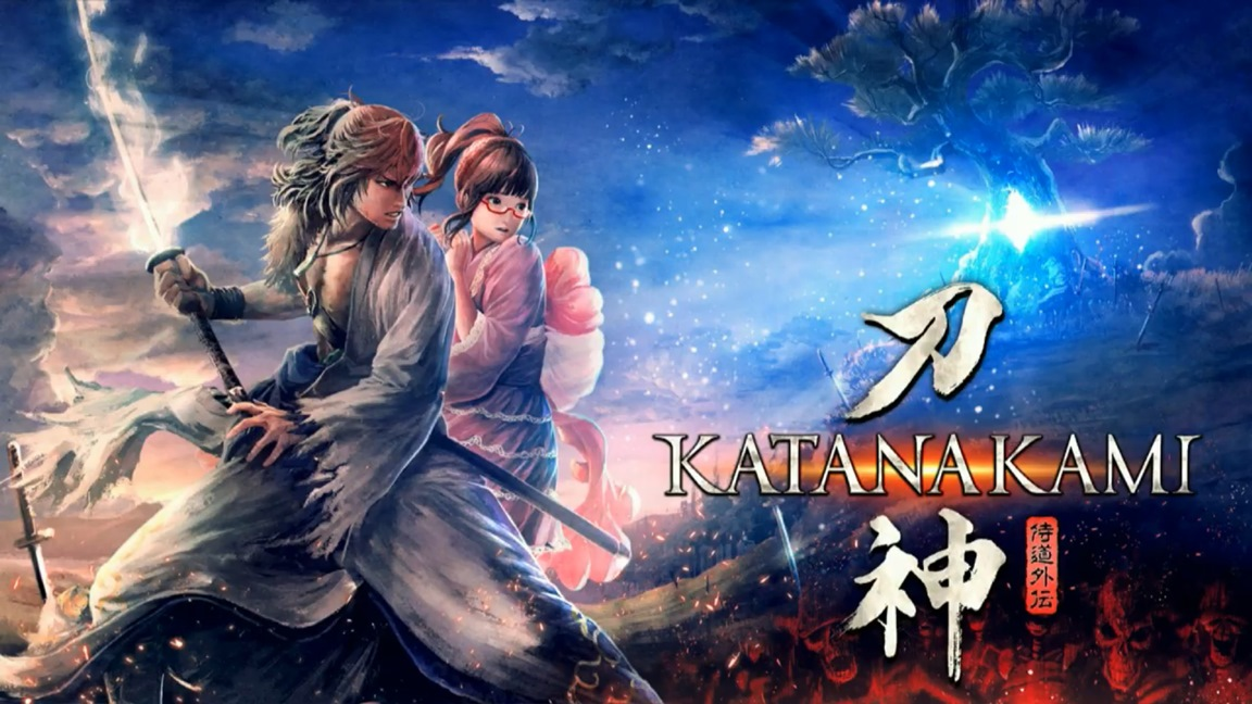 Way of the Samurai spin-off Katanakami announced for Switch
