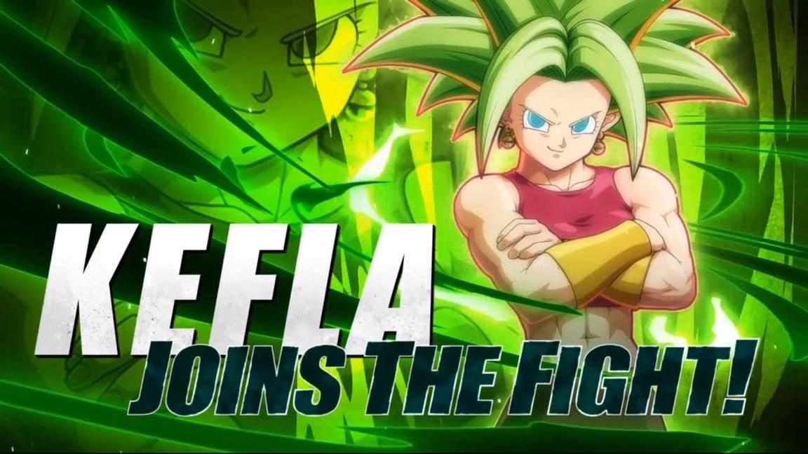 Dragon Ball FighterZ - Kefla gameplay trailer - Nintendo Everything