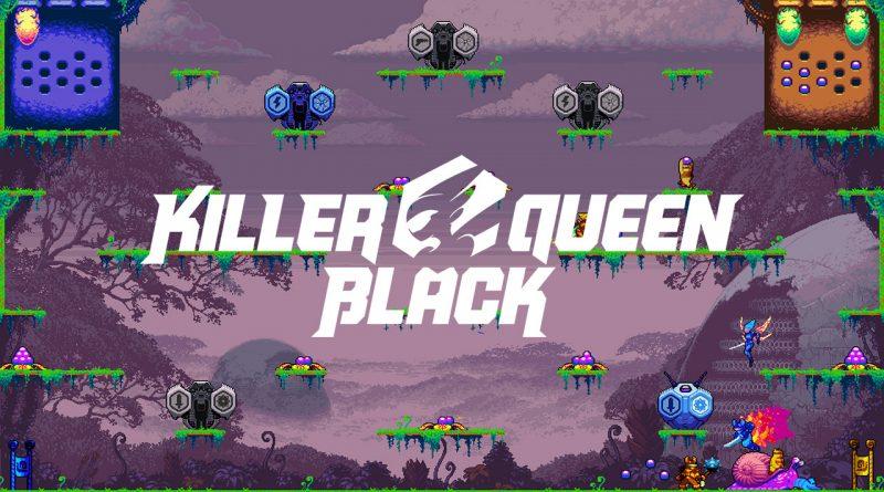 Killer Queen Black Archives - Nintendo Everything