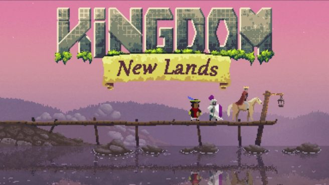 Kingdom: New Lands will be patched on Switch - Nintendo Everything