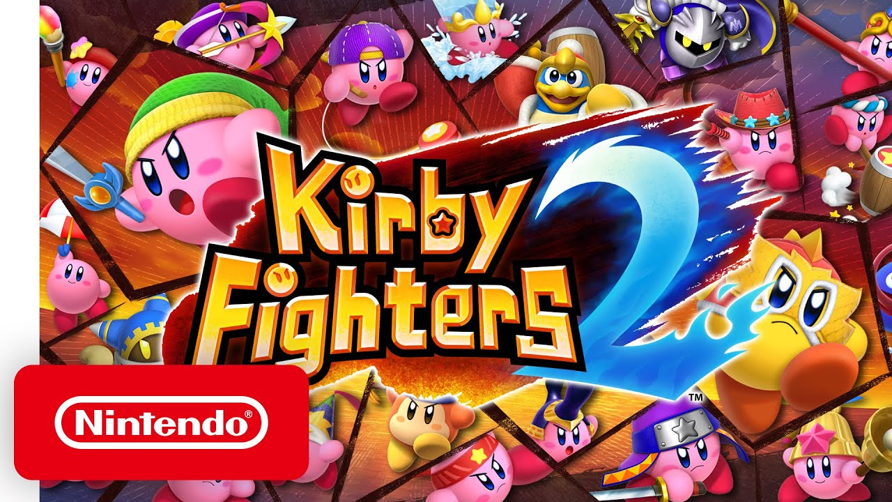 Nintendo Download - September 24, 2020 (Europe) - Kirby Fighters 2, Rivals of Aether, more - Nintendo Everything