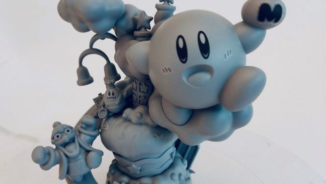 Kirby - Crash! Gourmet Race