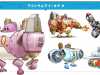 kirby planet robobot concept art 5