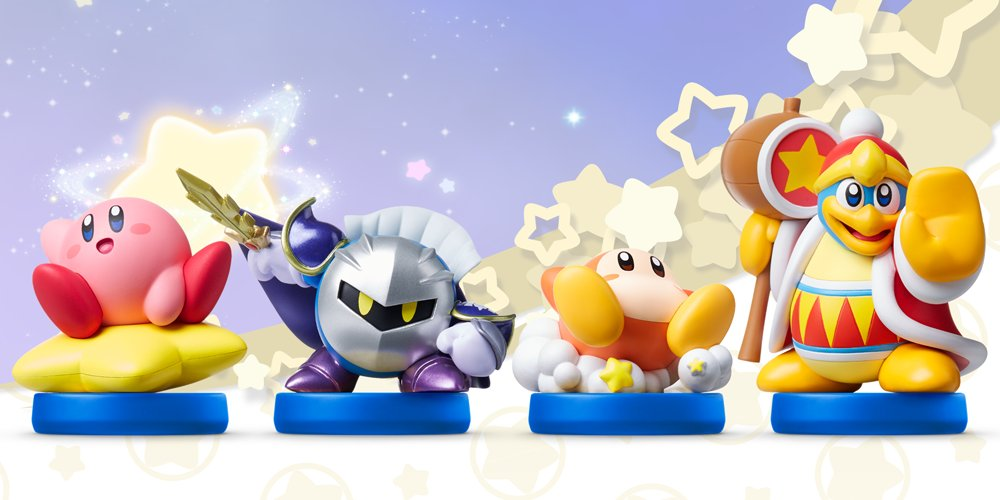 Kirby Series Isabelle Amiibo Pre Orders Live On Amazon Nintendo Everything