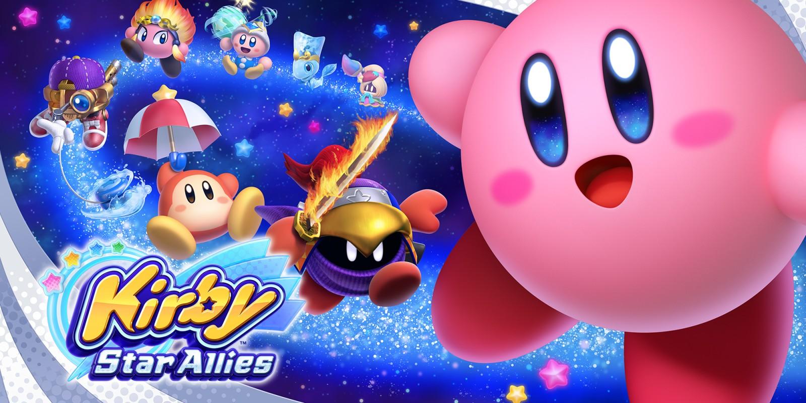 Kirby Star Allies - final boss concept art