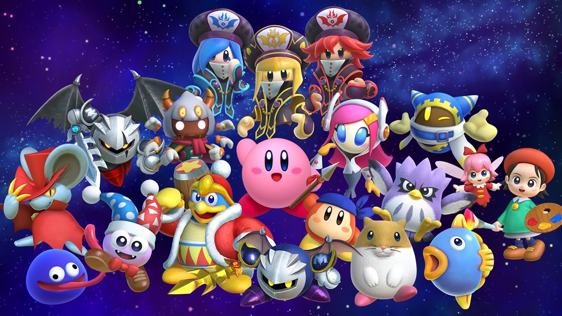 Kirby Star Allies director shares secrets from the last