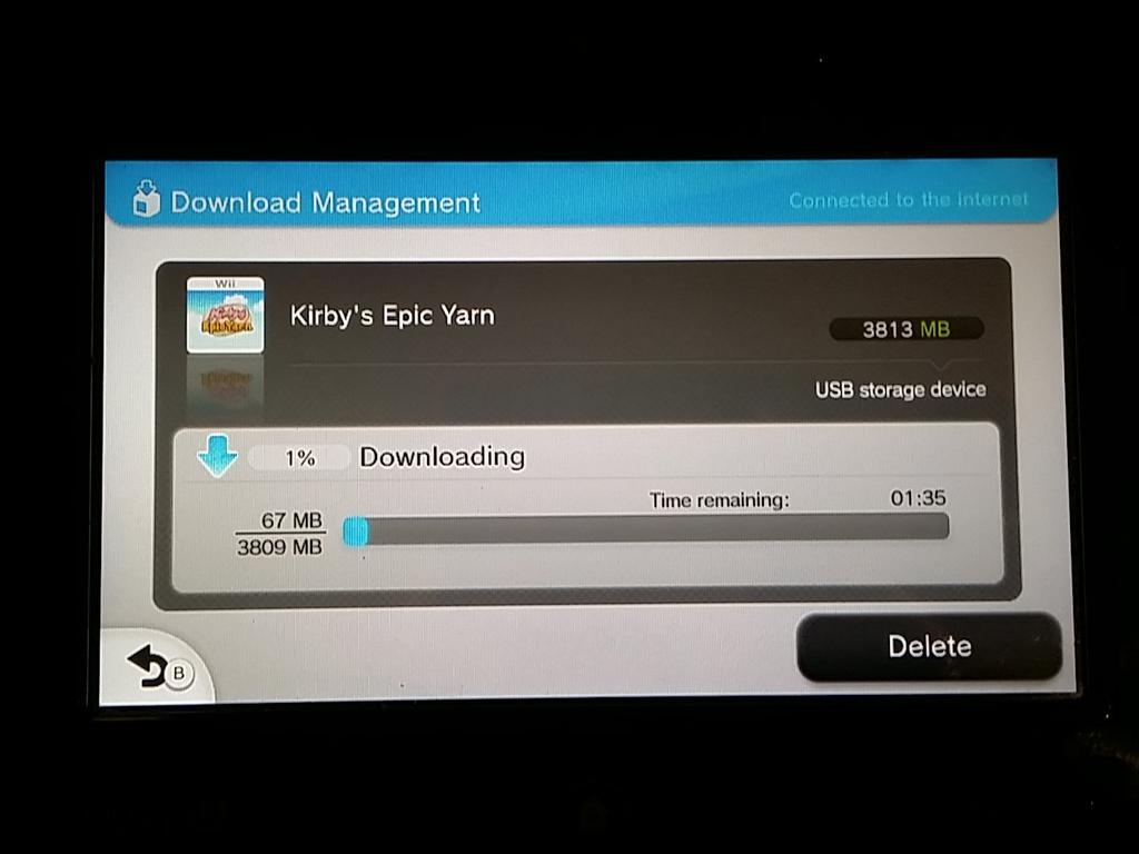 Metroid: other m wii u file size (wii download) nintendo everything.
