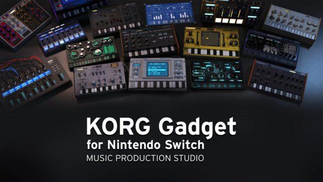 KORG Gadget - Nintendo Switch