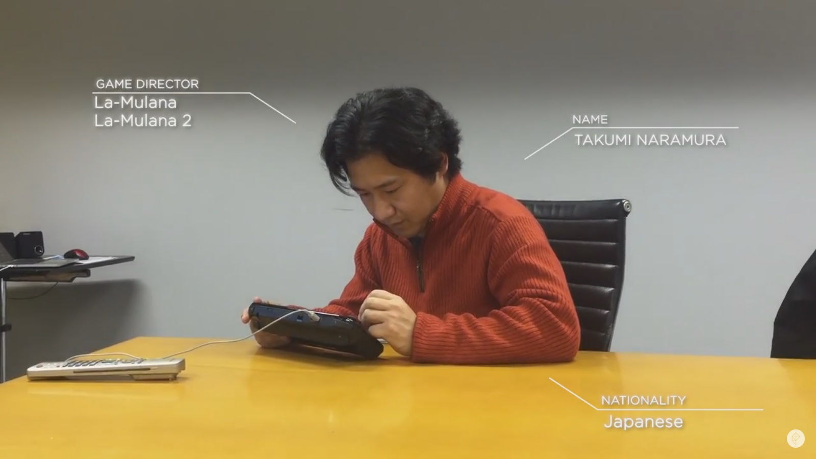 La-Mulana director Takumi Naramura makes a Super Mario Maker
