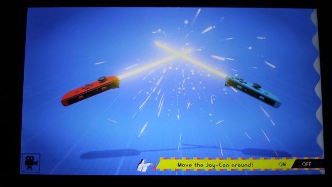 Nintendo Labo - lightsaber