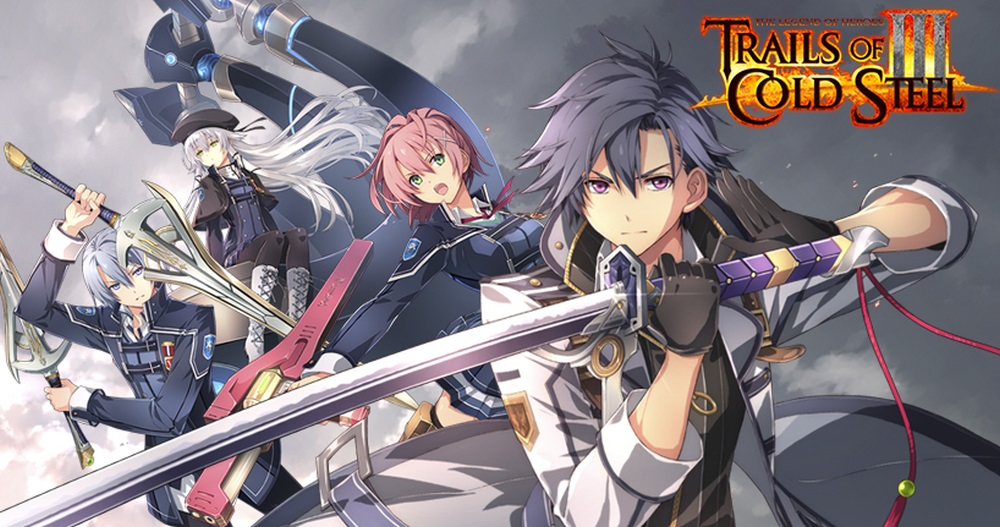 Engine Software is porting The Legend of Heroes: Trails of Cold Steel III to Switch