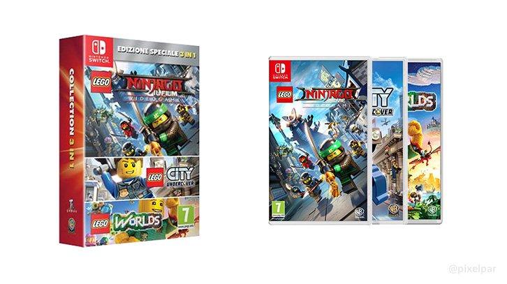 The LEGO Ninjago Movie Video Game Archives - Nintendo Everything