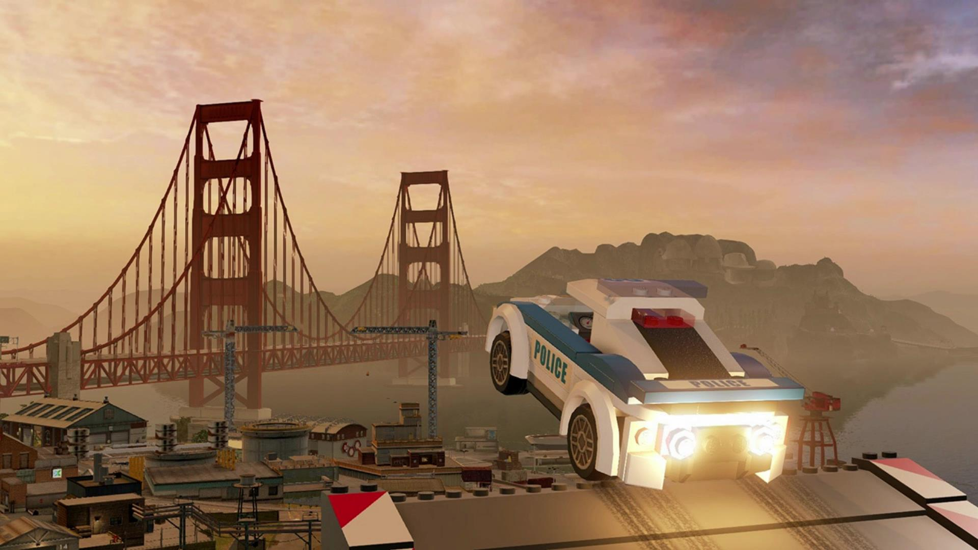 LEGO City Undercover Switch update out now (version 1.0.1 ...