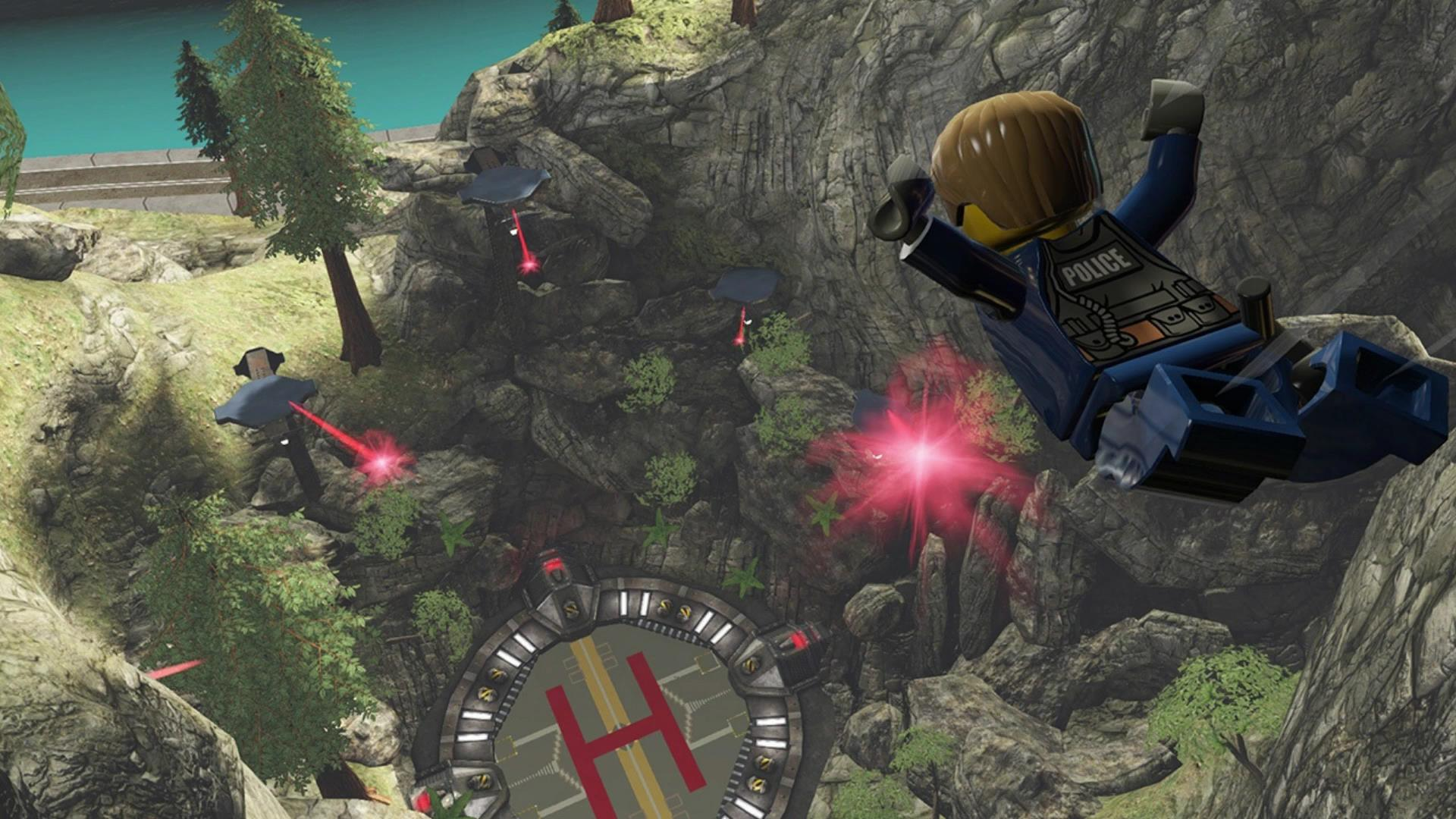 Another 26 Minutes Of Lego City Undercover Switch Footage Nintendo