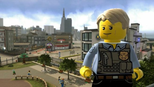Warner Bros says LEGO City Undercovers packaging is wrong