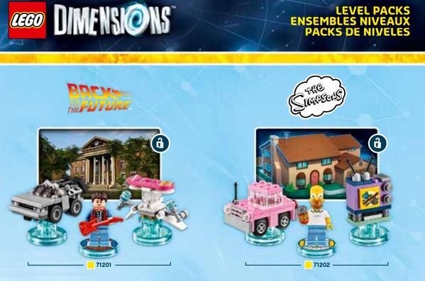 the simpsons portal 2 doctor who jurassic world scooby doo packs confirmed for lego. Black Bedroom Furniture Sets. Home Design Ideas