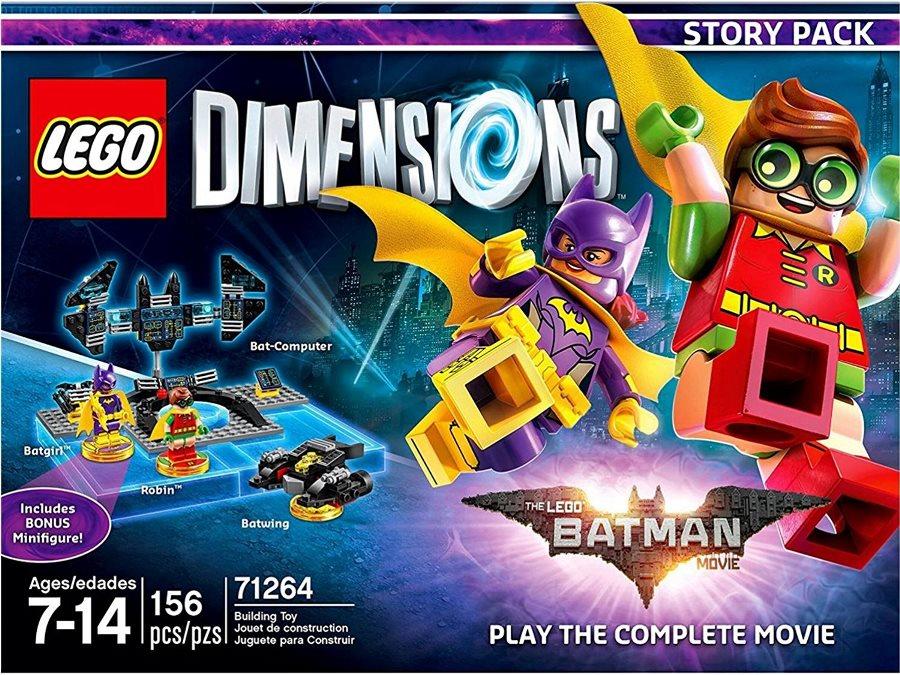 A half hour of lego dimensions the lego batman movie for Videos de lego batman