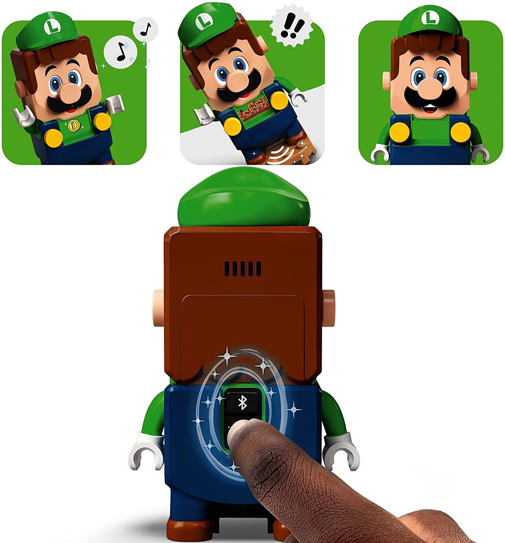 LEGO Super Mario - Adventures with Luigi set leaked - Nintendo Everything