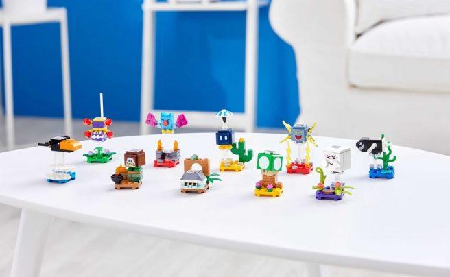 LEGO Super Mario Character Packs