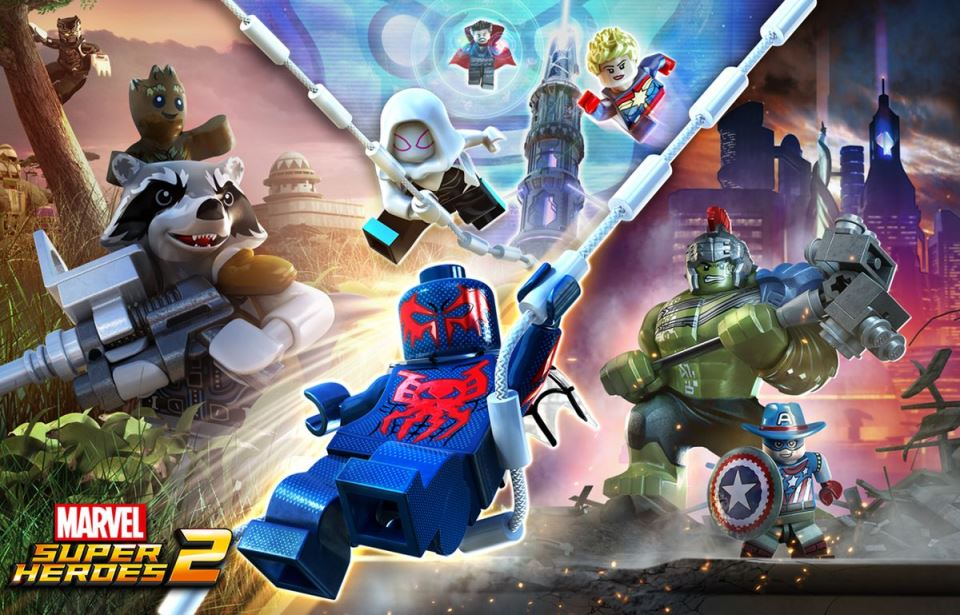 LEGO Marvel Super Heroes 2 pre-load live on the North American ...
