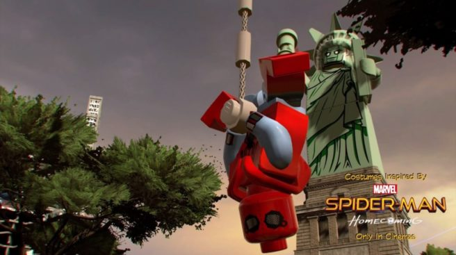 LEGO Marvel Super Heroes 2 adds Spider-Man inspired by Spider-Man ...