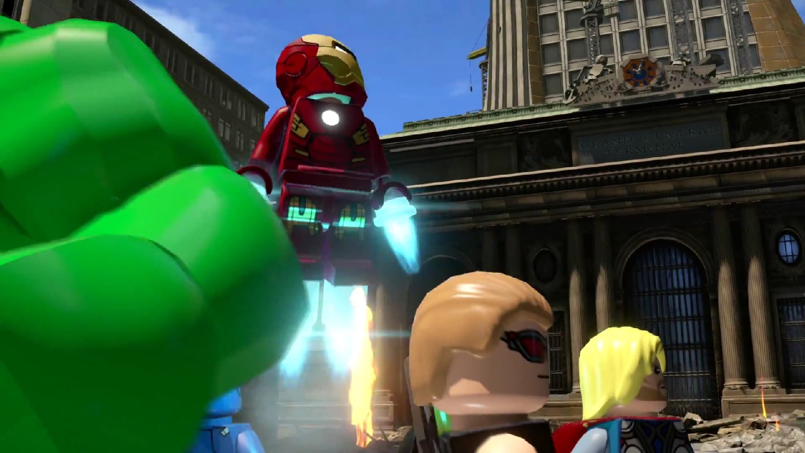Avengers 1 000 000 Bc Marvel: LEGO Marvel Super Heroes Has Sold Over One Million Copies