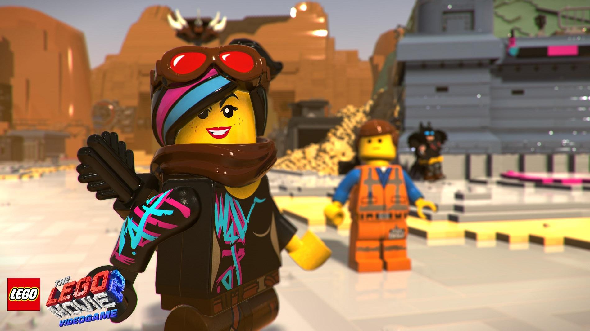 The Lego Movie 2 Videogame Debut Trailer Nintendo Everything