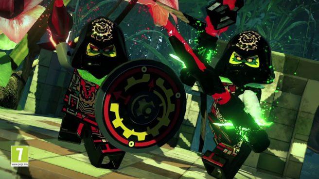 "The LEGO Ninjago Movie Video Game - ""Enter the Dojo"" vignette ..."