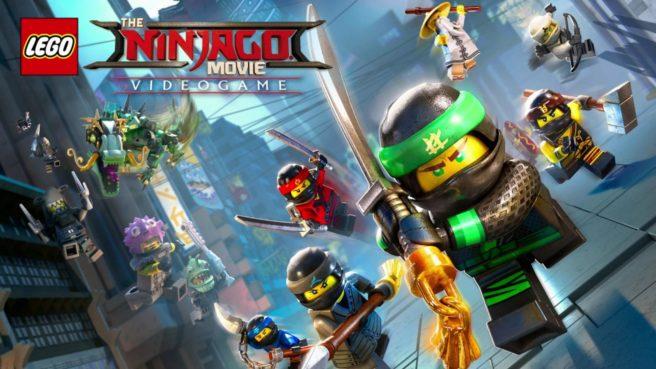 The LEGO Ninjago Movie Video Game file size, screenshots - Nintendo ...