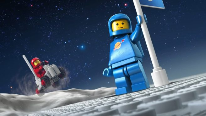 LEGO Worlds - Classic Space Pack trailer - Nintendo Everything