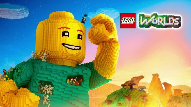 """LEGO Worlds - """"How to Make a Movie!"""", """"Evolution"""" trailers ..."""