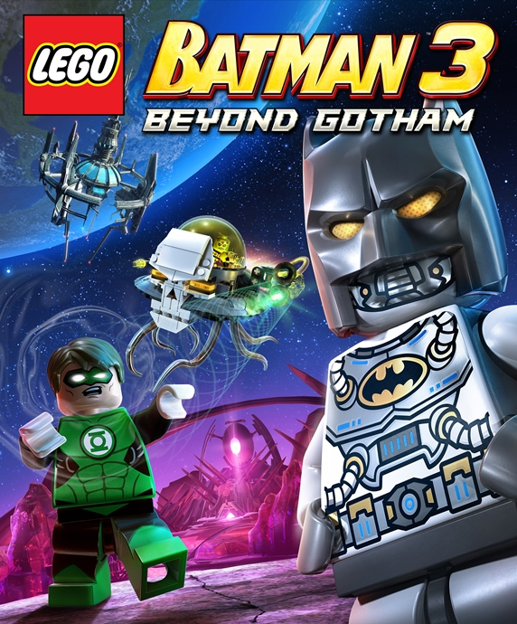 LEGO Batman 3: Beyond Gotham announced - Nintendo Everything