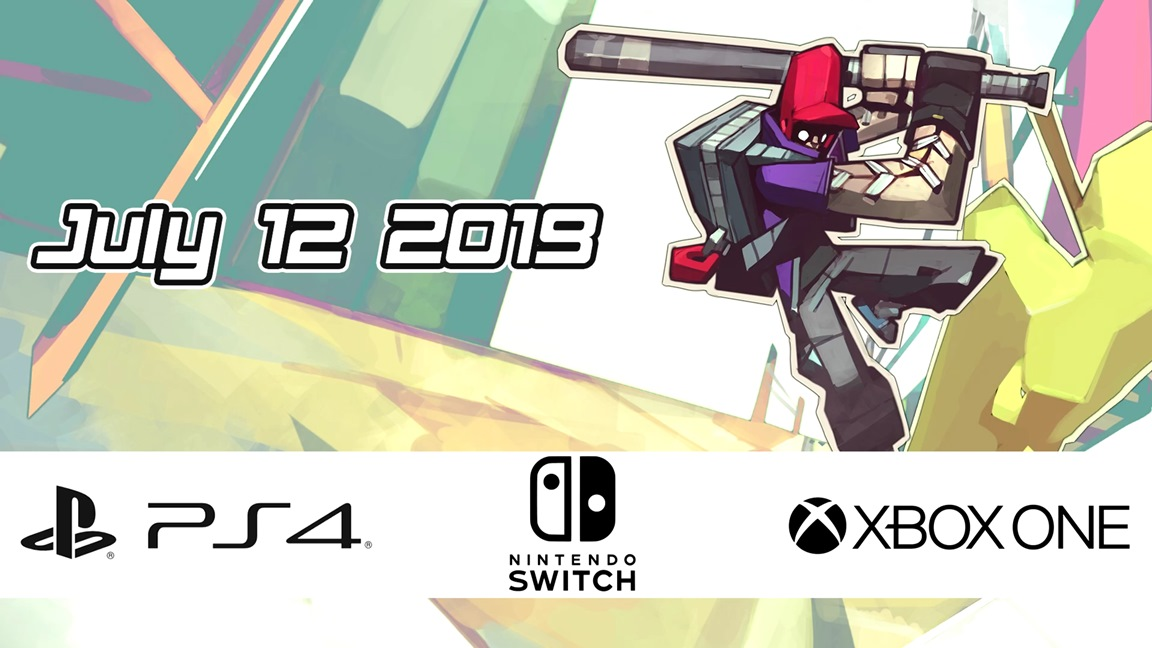 Lethal League Blaze confirmed for July 12 in the west