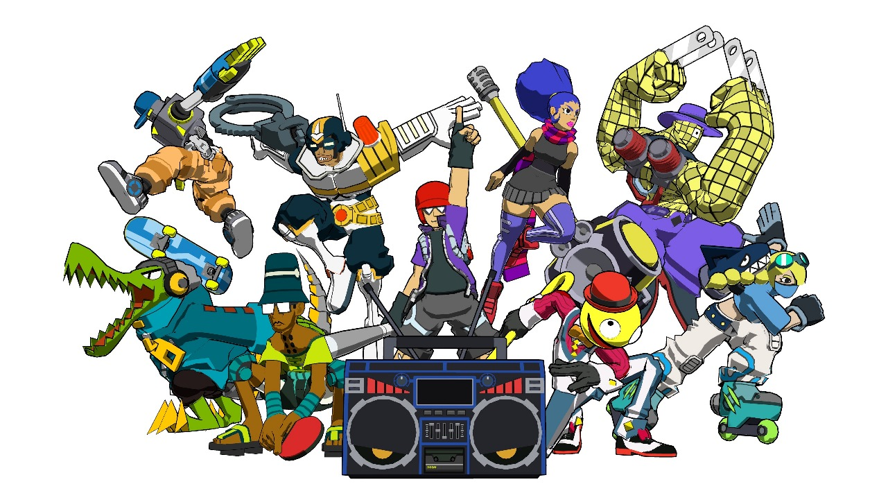 Lethal League Blaze launches for Switch in Japan digitally