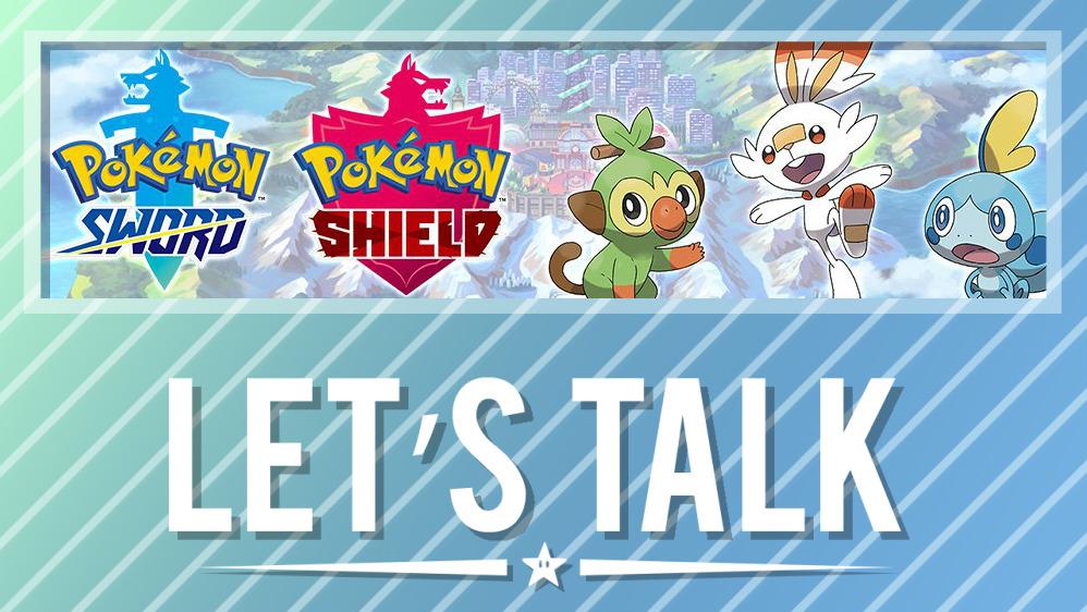 Let S Talk Pokemon Sword Shield Reactions Nintendo Everything