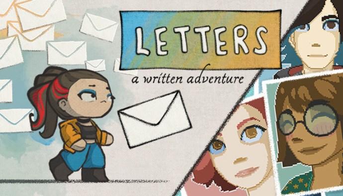 Letters: A Written Adventure