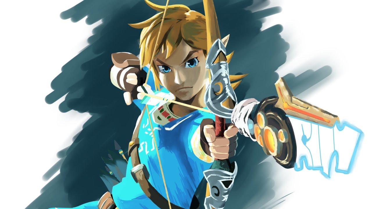 Zelda Breath Of The Wild Devs On Making Link A More Neutral
