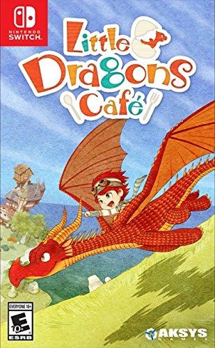Little Dragons Cafe boxart