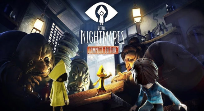 Little Nightmares: Complete Edition - Nintendo Switch