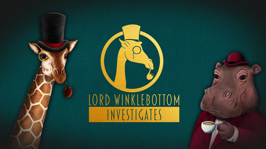 Lord Winklebottom Investigates heading to Switch
