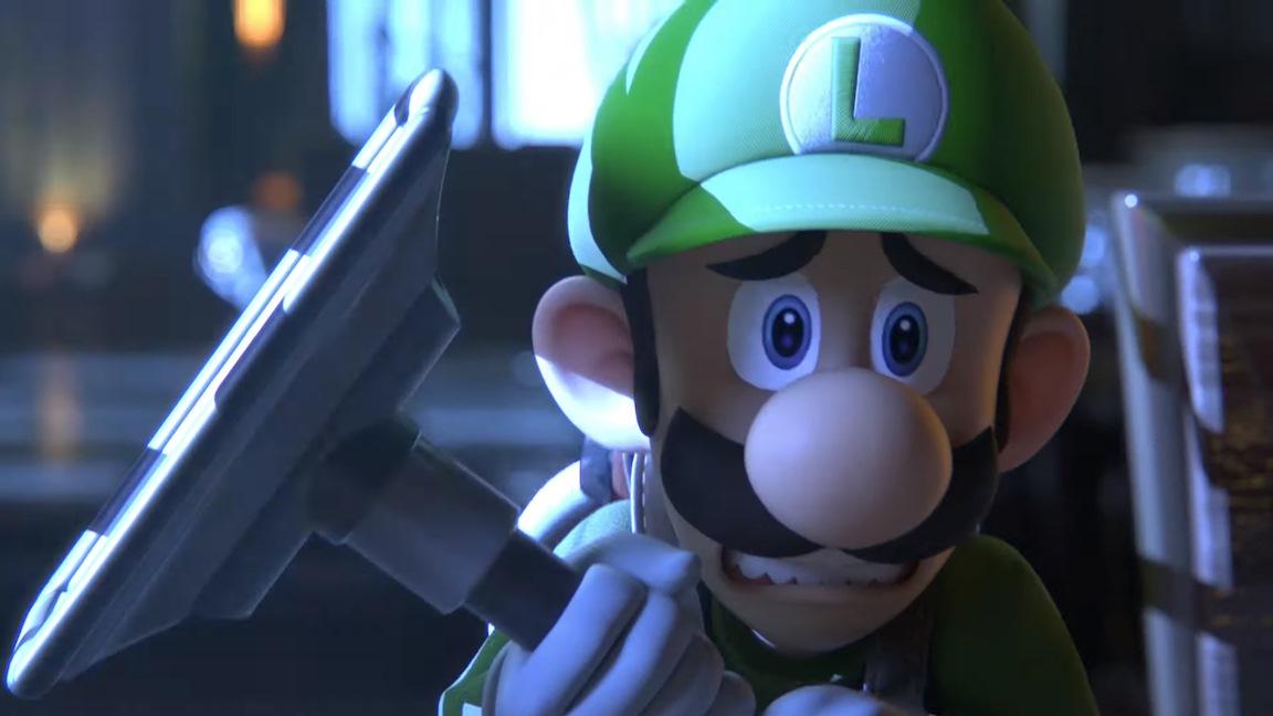 New Luigi S Mansion 3 Trailer Japanese Commercial