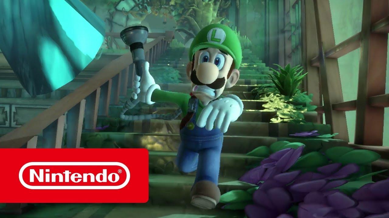 Luigi S Mansion 3 Update Out Now Version 1 2 1 Nintendo