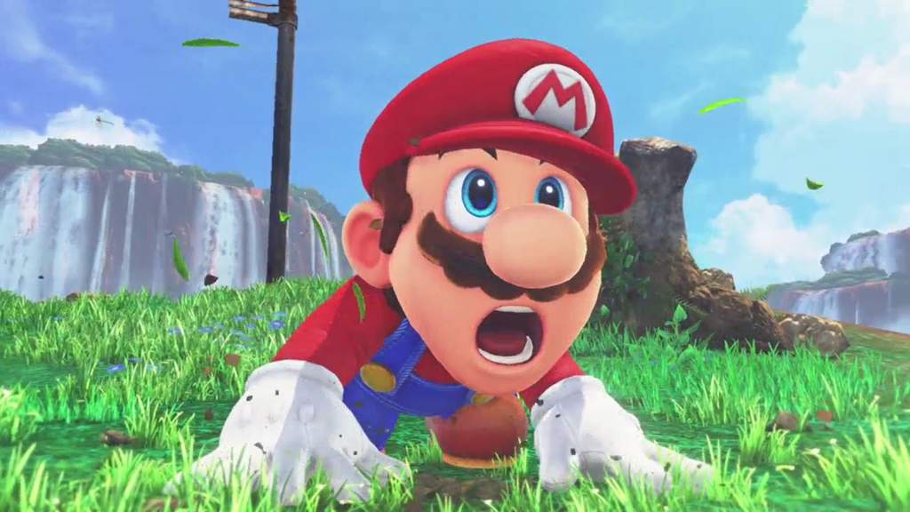 Super Mario Bros Animated Movie Apparently Planned To Be In