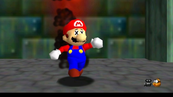 Super Mario 64 fans discover smoke effect is glitched after more than two decades, fixed with a single line of code - Nintendo Everything